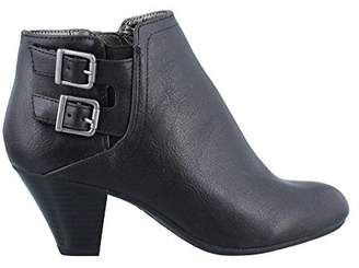 LifeStride Women's Gabe Ankle Bootie $15.07 thestylecure.com