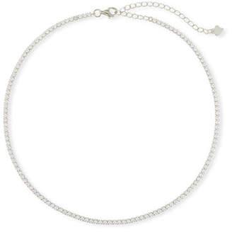 Fallon Micro Pavé Choker Necklace
