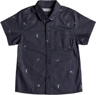 Quiksilver Mini Kamakura Woven Shirt