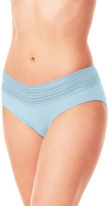 Warner's WARNERS No Pinching, No Problems. Lace-Trim Hipster Panties - 5609