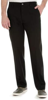 Lee Men's Performance Series Chino Straight-Fit Stretch Flat-Front Pants