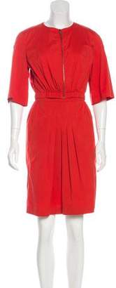 Akris Punto Knee-Length Dress Set