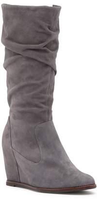 e2b01332b8a Johnston   Murphy Nicole Wedge Boot (Wide Calf)