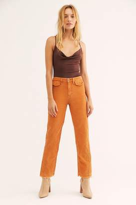 We The Free Aces High Straight Leg Cord Pants