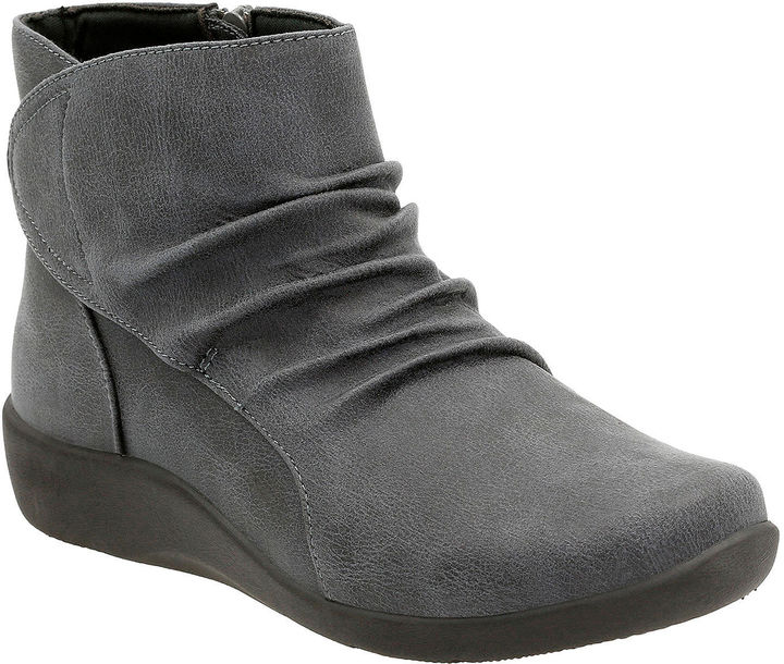 ClarksClarks Sillian Chell Comfort Ankle Boots