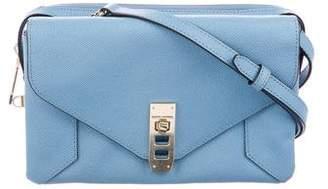 Henri Bendel Leather Uptown Crossbody Bag