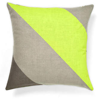 Aura Jumbo Stripe Decorative Cushion