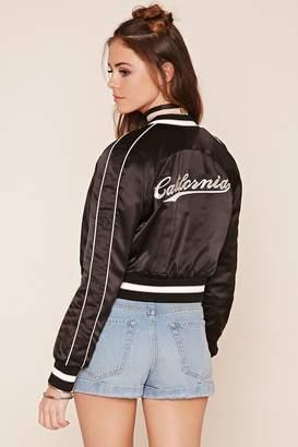 Forever 21 California Souvenir Jacket