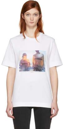 Jil Sander SSENSE Exclusive White Mario Sorrenti Edition 008 T-Shirt