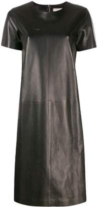 Bottega Veneta Plongé leather dress