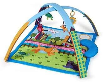 Little Helper Oops Baby Gym and Play Mat with Airplane, Car and Animals