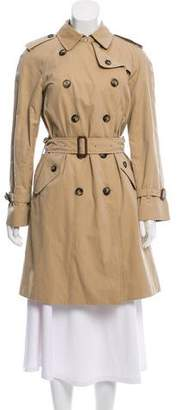 Burberry The Kensington Trench Coat w/ Tags