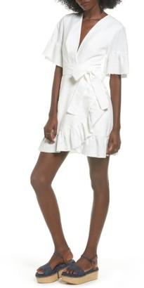Women's Majorelle Priscila Wrap Dress $178 thestylecure.com