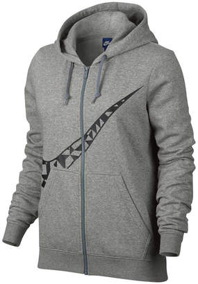 Nike Womens Sportswear Graphic Hoodie
