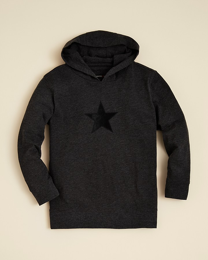 John Varvatos Boys' Star Pullover Hoodie - Sizes 4-7