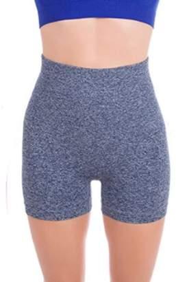 ±0 0 Higi Quality Comfortable Women Fitness Running Yoga Shorts Sports Mini Shorts - X SMALL H. NAVY