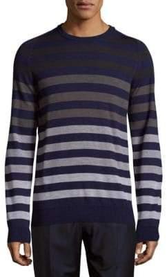 Orlebar Brown Stripe Merino Sweater