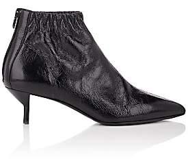 3.1 Phillip Lim Women's Blitz Leather Ankle Booties - Black
