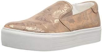 Kenneth Cole New York Women's Joanie Platform Slip On Sneaker