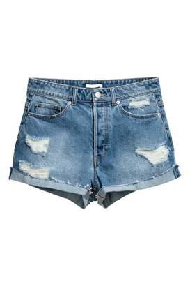 H&M Short High Waist Shorts