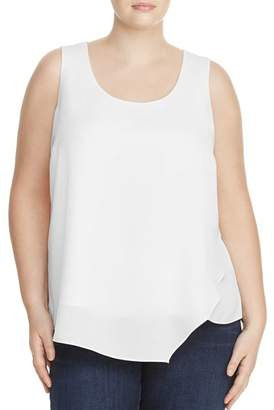 Nic+Zoe Plus Promenade Layered Tank Top