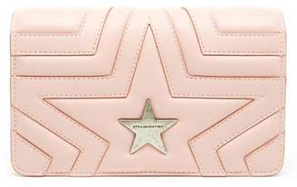 Stella McCartney Stella Star Alter Nappa Crossbody Bag