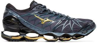 Mizuno Blue Miz Wave Prophecy 7 sneakers