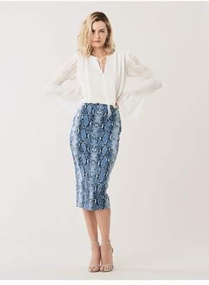 Diane von Furstenberg Kara Pencil Skirt