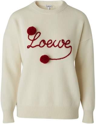 Loewe pompom jumper