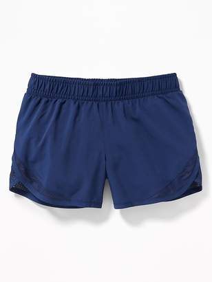 a8e35cd3e Old Navy Go-Dry Cool Run Shorts for Girls