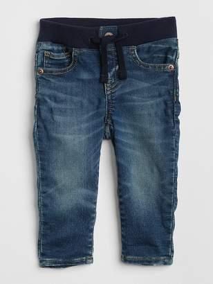 Gap Pull-On Slim Fit Jeans