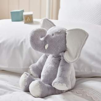 The White Company Kimbo Elephant Toy, Grey, One Size
