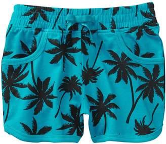 Crazy 8 Crazy8 Palm Soft Shorts