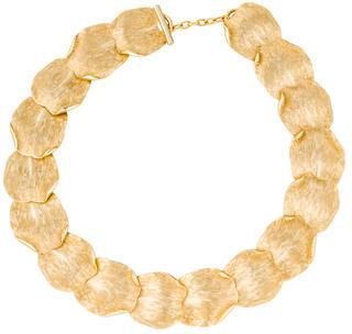 Balenciaga Balenciaga Rose Petal Collar Necklace
