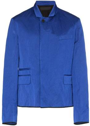 Haider Ackermann zipped blazer jacket