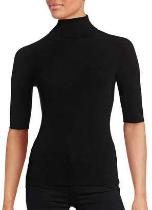 Theory Leenda B Merino Wool Turtleneck