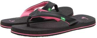 Sanuk Yoga Mat Girls Shoes