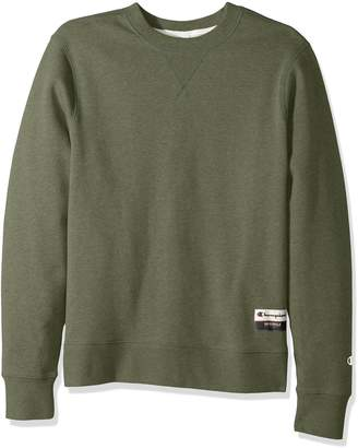 Champion Men's Authentic Originals Sueded Fleece Sweatshirt