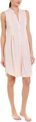 Hanro Pleated Tank Nightgown