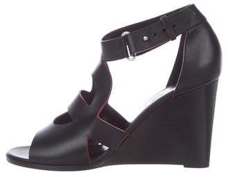 Hermes Merryl Wedge Sandals