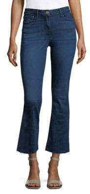 3x1 Cropped Bootcut Jeans