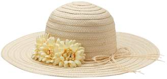 Kohl's Girls 4-16 Floral Floppy Hat
