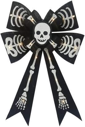 Celebrate Halloween Together Light-Up Skeleton Wall Decor