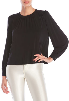 Elizabeth and James Jersey Peasant Blouse