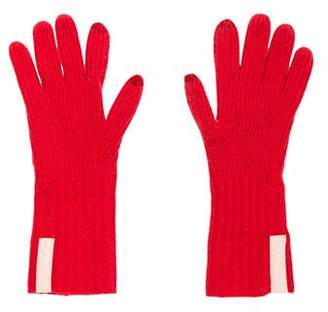 Burberry Knitted Gloves