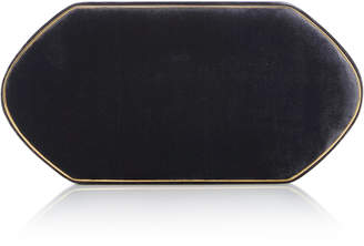 Hunting Season M'O Exclusive Compact Velvet Clutch