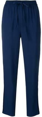 RED Valentino drawstring waist trousers
