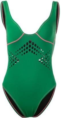 Cynthia Rowley Racy swimsuit