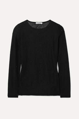 b977c2000c Max Mara Strillo Crystal-embellished Knitted Sweater - Black