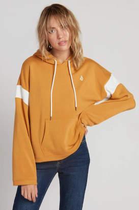 Volcom Mustard Hoodie